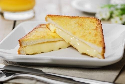 Leckeres Rezept für Monte Cristo Sandwich