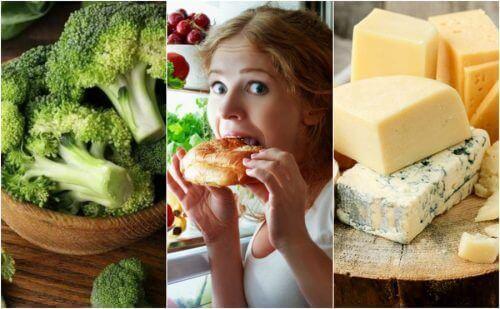 7 Nahrungsmittel, die du abends meiden solltest