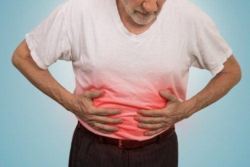 Magengeschwüre sind oft schmerzhaft