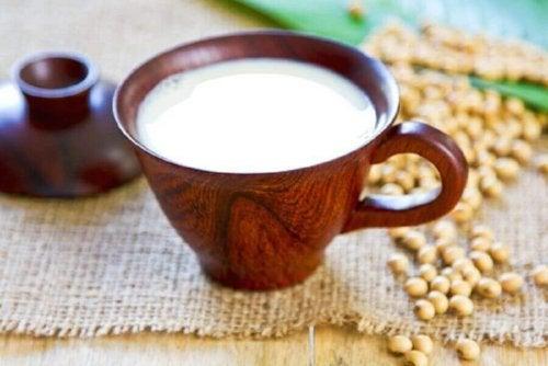 Milch gegen Schlaflosigkeit
