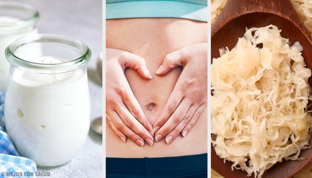 Probiotische Lebensmittel für eine gesündere Darmflora