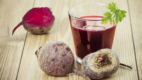 Salat mit roter Bete wirkt entzündungshemmend