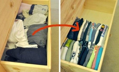 ordnung im kleiderschrank 10 einfache tipps besser gesund leben. Black Bedroom Furniture Sets. Home Design Ideas