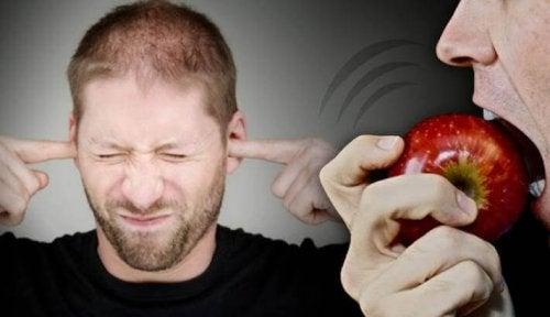 Serotonin und Geräuschempfindlichkeit