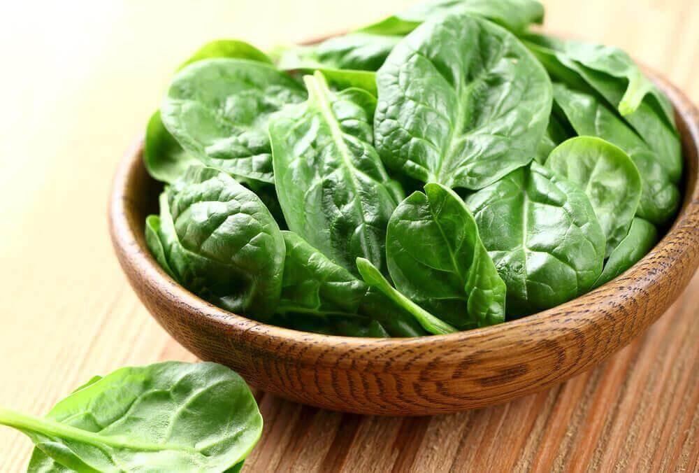 Gemüse-Rezepte mit Spinat