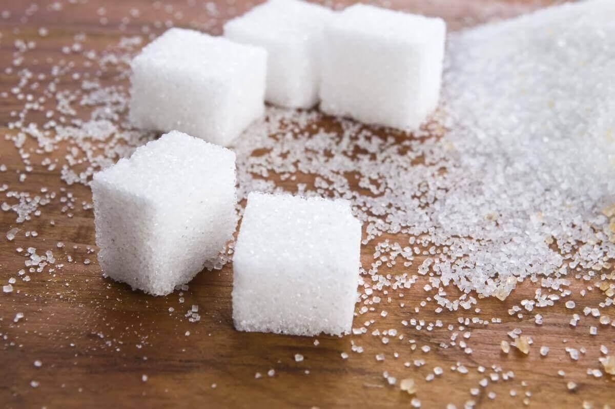 Vaginale Gesundheit: Zucker