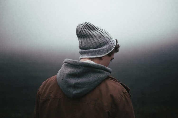 Die 5 Phasen der Trauer: Depression