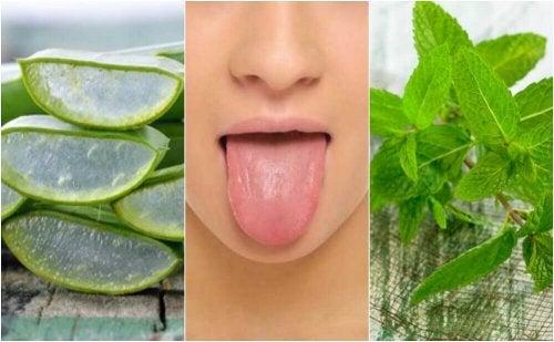Aphthen auf der Zunge: Behandlungsmöglichkeiten