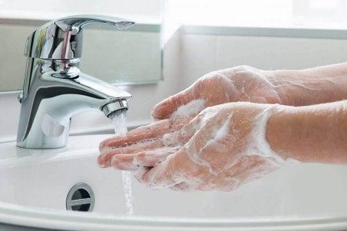 Anstecken bei einer Grippe vermeiden