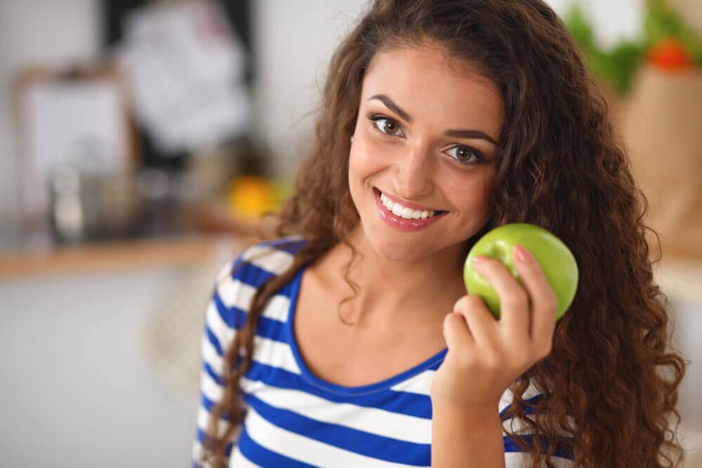 Ist ein grüner Apfel besser als ein roter Apfel?