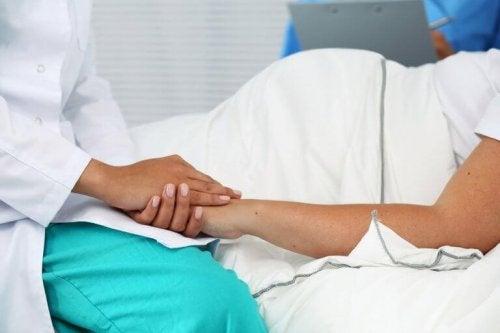 Information hilft bei Angst vor dem Kaiserschnitt
