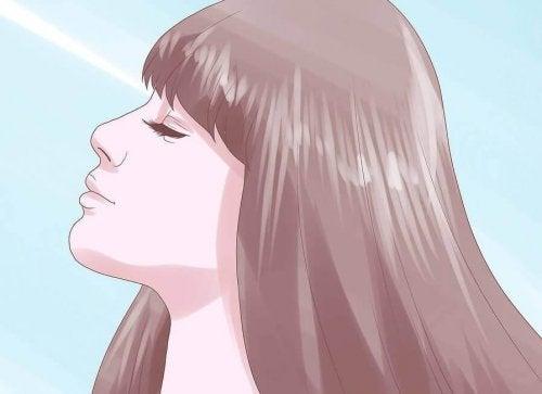 Lifestyle kann Haarausfall bekämpfen