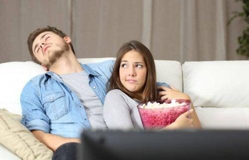 Darum bleiben unglückliche Paare trotzdem zusammen