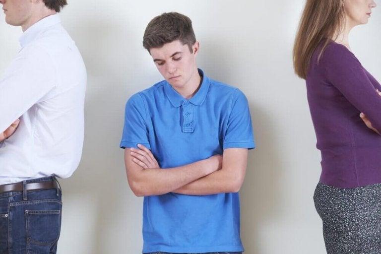 Selbstbefriedigung Eines Schönen Teenagers