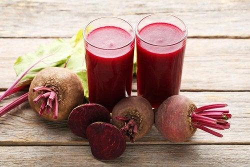 Rote-Bete-Diät: erstaunlich und sehr wirksam