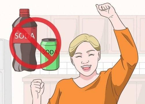 Warum Softdrinks deinem Körper schaden