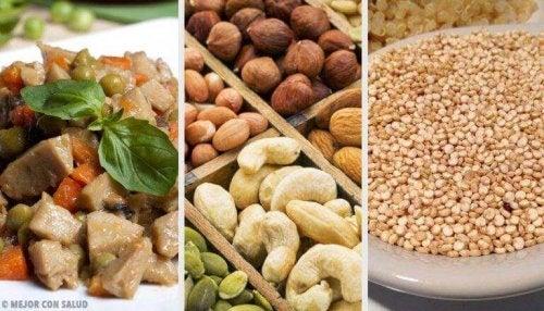 Wie du tierisches Eiweiß in deiner Ernährung ersetzen kannst