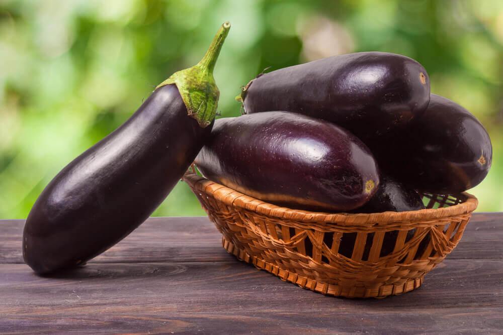 Tinktur aus Aubergine vermindert Cholesterin