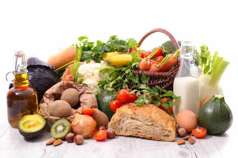 Ausgewogene Ernährung zum Abnehmen