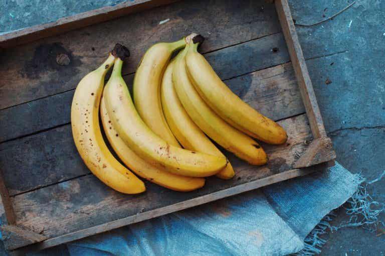 5 Masken mit Bananen für schöne Haut und Haare