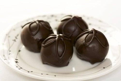Einfache und leckere Schokoladentrüffel-Rezepte