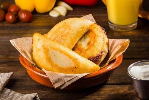 Einfache Mini-Empanadas als Vorspeise