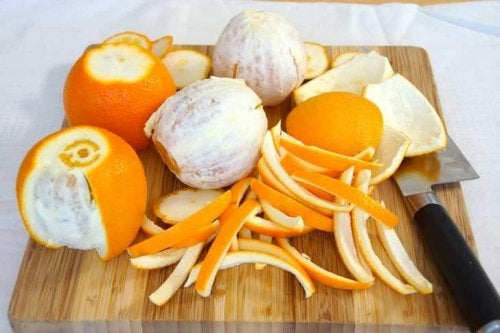Flan mit Orangen machen