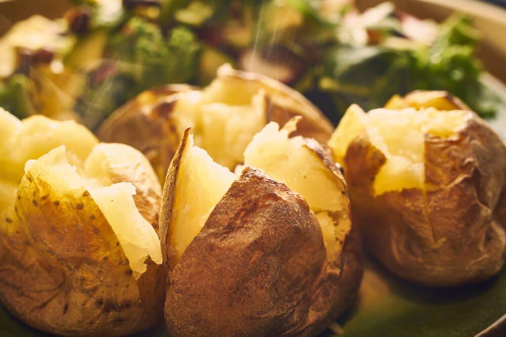 5 rezepte f r leckere ofenkartoffeln besser gesund leben. Black Bedroom Furniture Sets. Home Design Ideas
