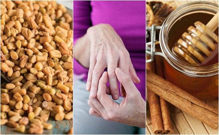 5 Hausmittel zur Behandlung steifer Hände