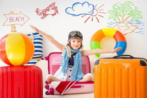 Bei Ausflügen und Reisen gibt es viel zu erzählen