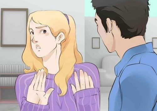Wer Angst hat, eine Beziehung einzugehen, leidet unter Philophobie