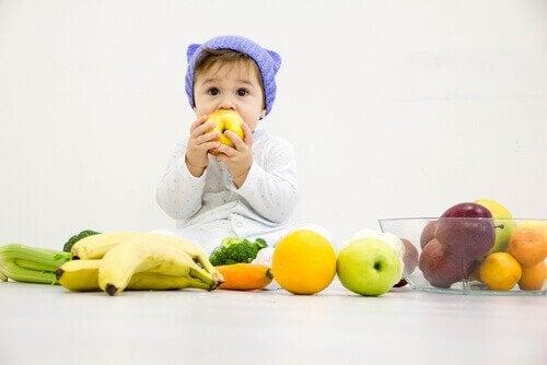 Was sind sichere Früchte für Babys?