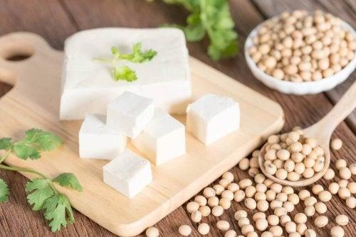 Sofu und Tofu als Proteinquellen für Veganer