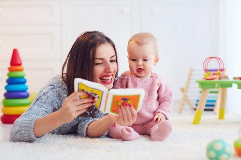 Spracherwerb bei Kindern: 5 Übungen