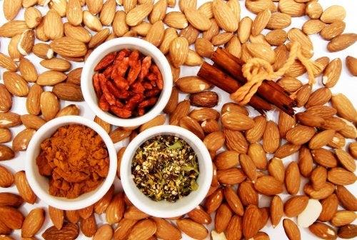 Iss Baumnüsse, wenn du deinen Körper mit Energie versorgen möchtest