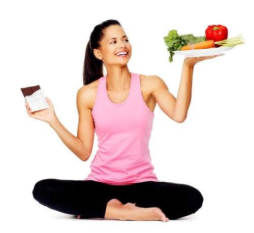 Tricks für eine ausgewogene Ernährung zum Abnehmen