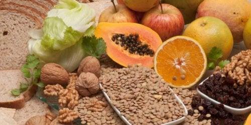 Tricks gegen Fressattacken - ballaststoffreiche Lebensmittel