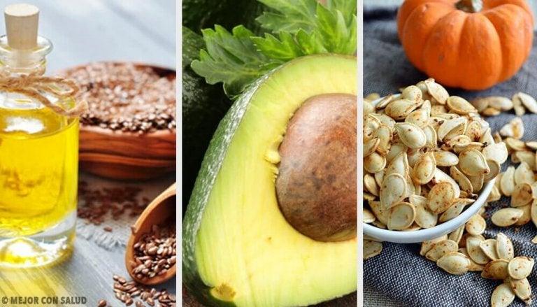Gesunde Fette: 10 Tipps