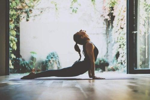 Yoga gegen Stress: 3 Übungen