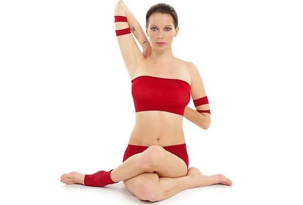 3 Yoga-Übungen gegen verspannte Nacken