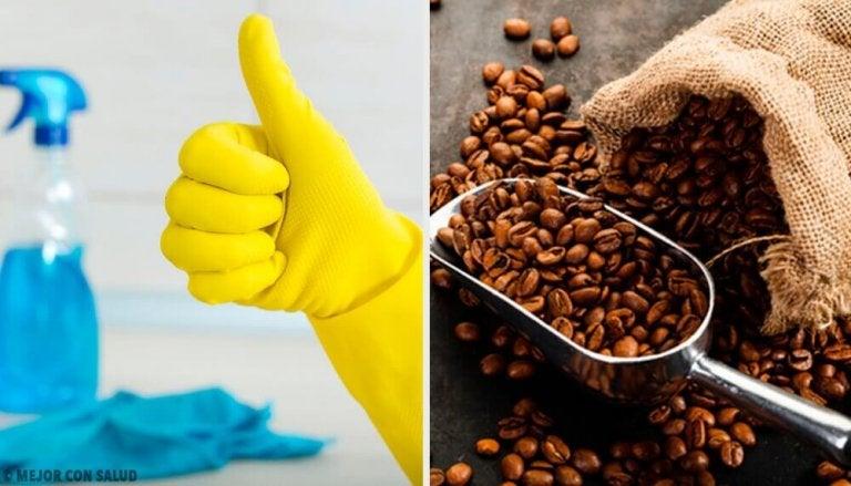 13 Alternativen, um Kaffee zu nutzen