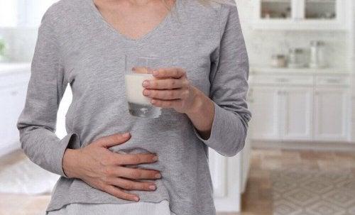 Lebensmittelallergie ist Anzeichen für ein Magengeschwür