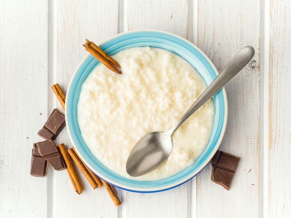 Milchreis geht auch kalorienarm!