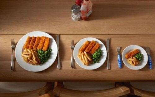 Falsche Ernährung führt zu Sodbrennen