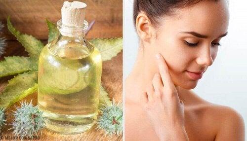 Rizinusöl in der Gesichtspflege: 6 Anwendungen