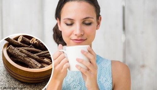 Süßholz-Tee