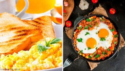 Nährstoffgehalt von Eiern: Wie gesund sind sie?