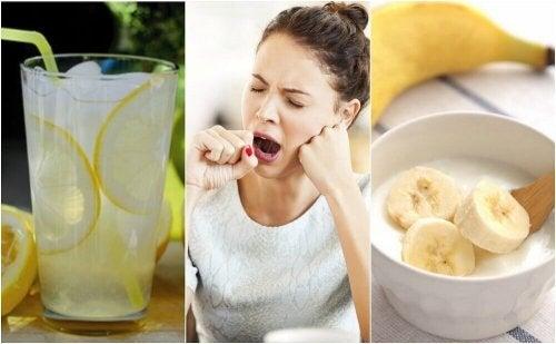 5 Hausmittel zur Behandlung von Tagesschläfrigkeit