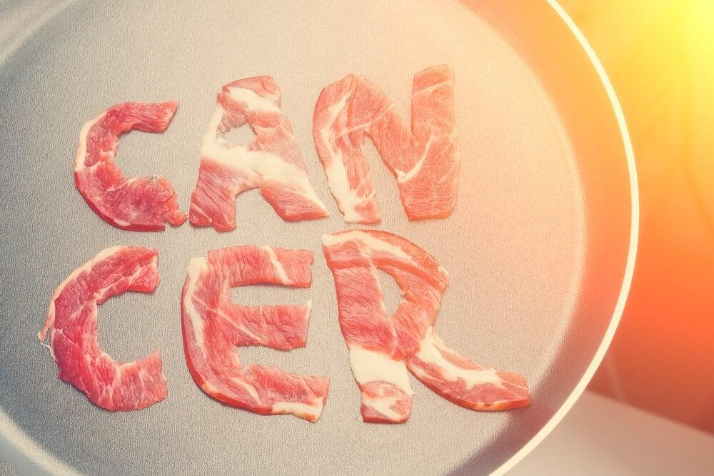 Was sagt die WHO über den Zusammenhang von Fleisch und Krebs?
