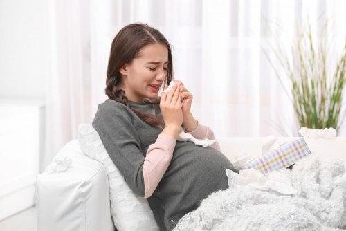 Weinen während der Schwangerschaft: wie wirkt es sich auf dein Baby aus?